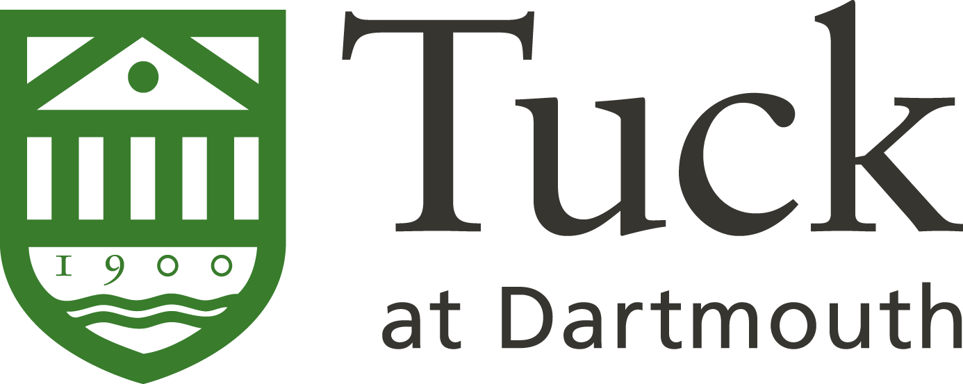 Tuck School of Business at Dartmouth Logo