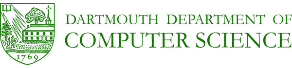 Dartmouth Department of Computer Science Logo